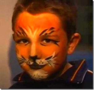 maquillaje infantil tigre (2)