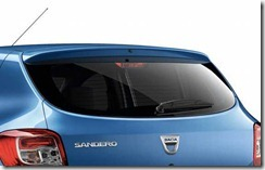 Dacia Logan en Sandero II in detail 11