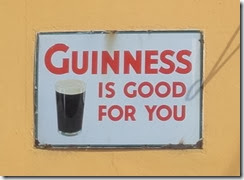 05.Guinness is good for you