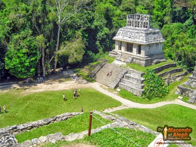 Visitar Palenque Chiapas 5