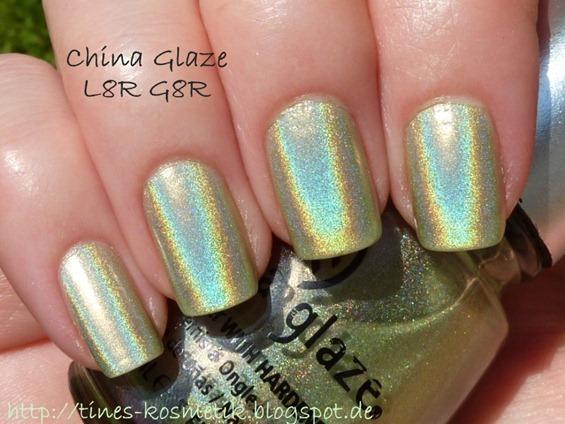 China Glaze L8R G8R 2