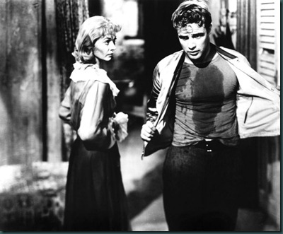 the conflict between stanley blanche Streetcar named desire: characters, summary, themes  streetcar named desire: characters, summary,  kernan's idea of the conflict between stanley and blanche.