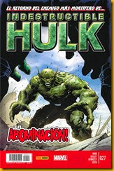 indestructible hulk 27