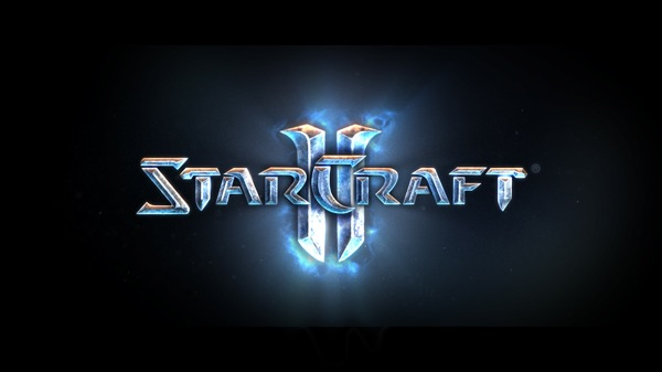 Starcraft2 logo cinematic