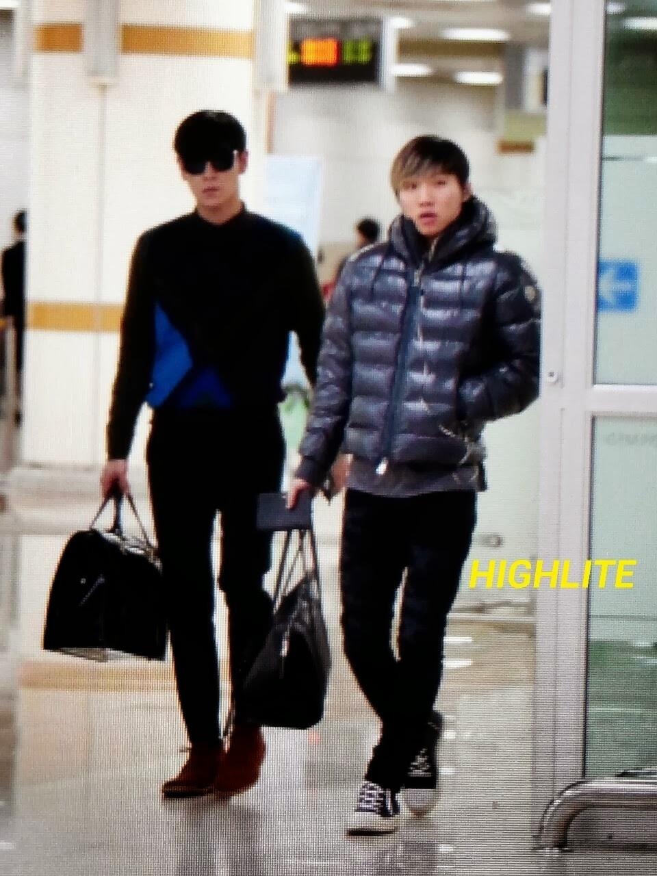 Big Bang - Gimpo Airport - 02dec2013 - Dae Sung - Fan - High Lite - 02.jpg
