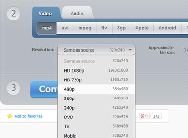 แปลงไฟล์วีดีโอและไฟล์เสียง