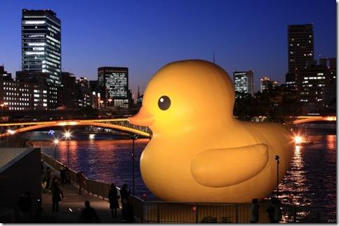 Florentijn Hofman (Rubber Duck) 4