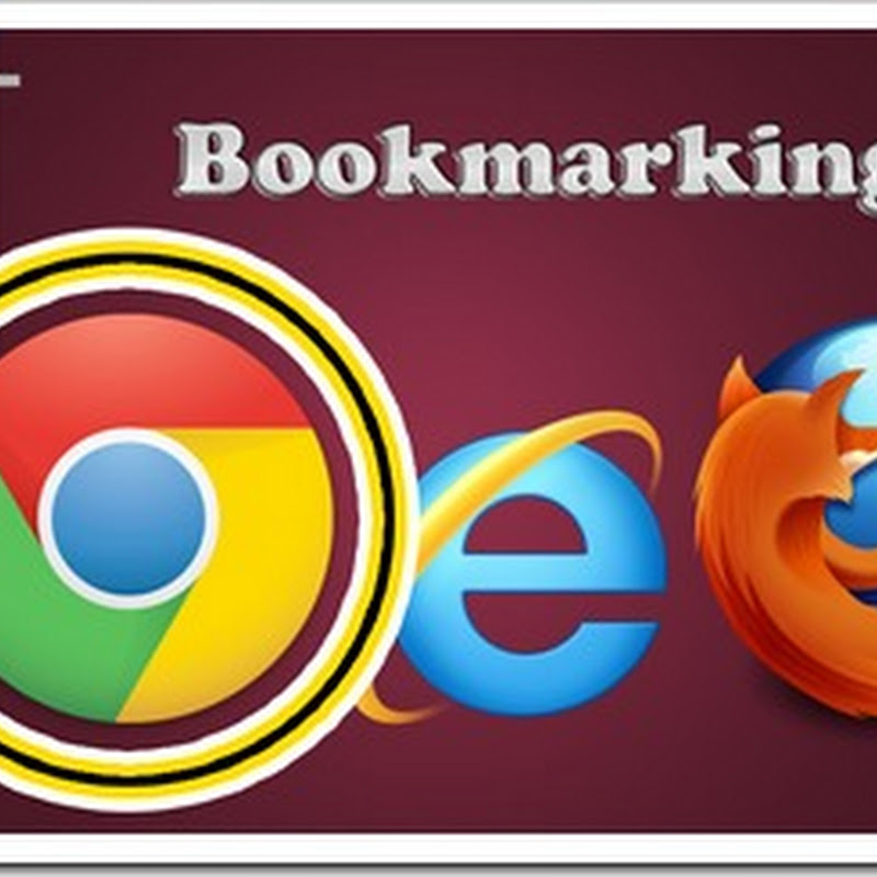 Bookmark Websites in Browsers for Chrome