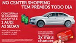 natal center shopping uberlandia audi a3 sedan
