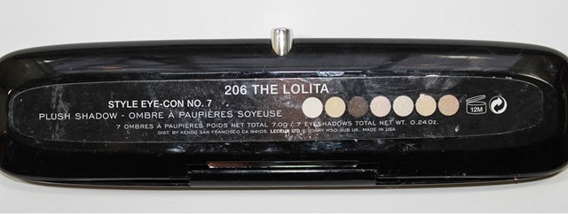 Marc Jacobs Lolita Eye Palette 3