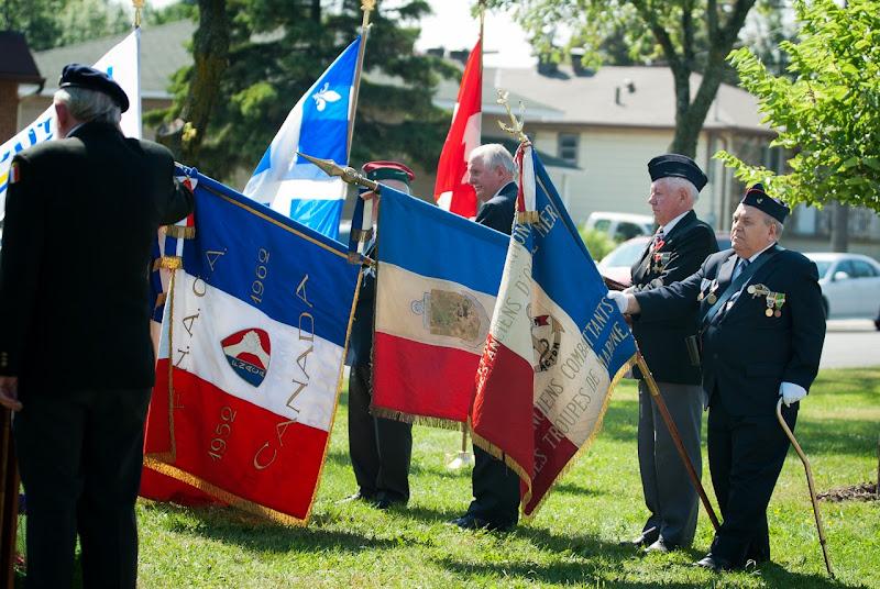Commémoration Dieppe du 18 Août 2013
