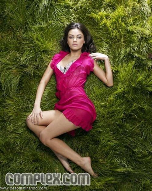 mila kunis linda sensual sexy pictures photos fotos best desbaratinando  (31)