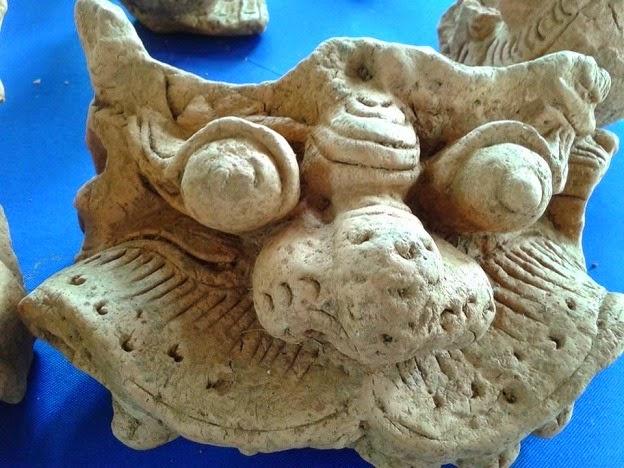 Di sản văn hóa thời Trần tại chùa Nậm Dầu