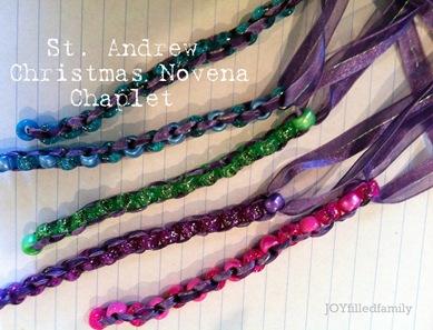 St, Andrew Christmas Novena