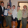 Eagle Scout: Joseph Perucci, Jr., Brewster Boy Scout Troop 1