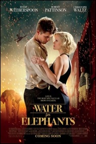 Water For Elephants - poster