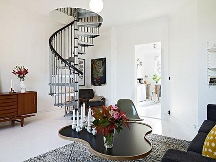 Fin lägenhet, Stadshem via Homedit 7