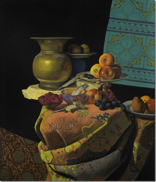 Still-Life-with-a-Brass-Urn-Ron-Monsma-ENKAUSTIKOS