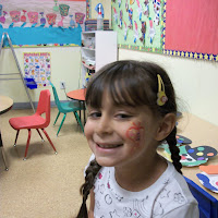 Face Painting Fun :)