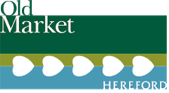 Old Market Hereford logo