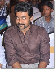 Actor Suriya at Mirchi Shiva Wedding Reception Photos