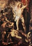 Resurrección_ Pedro Pablo Rubens (1611)