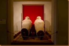 Cadiz, phonecian sarcophagi
