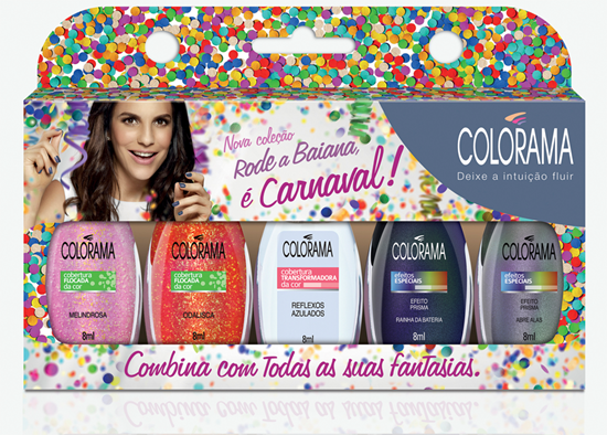 pack Carnaval Colorama