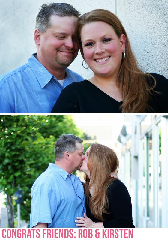 Rob&Kirsten