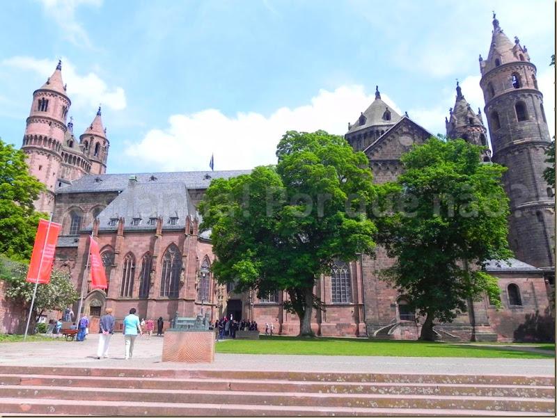 A catedral de Worms