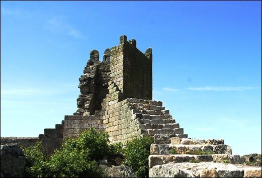 Marialva - Glória Ishizaka -  Castelo - torre