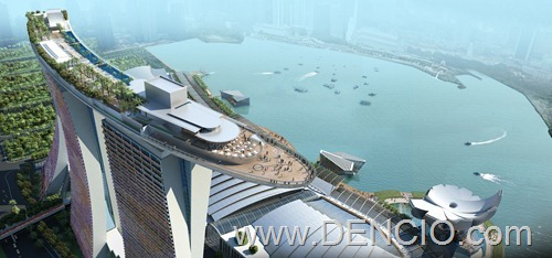 Marina Bay Sky Park and Infinity Pool24