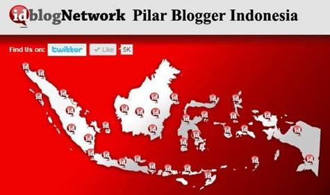 Idblognetwork Pilar Blogger Indonesia