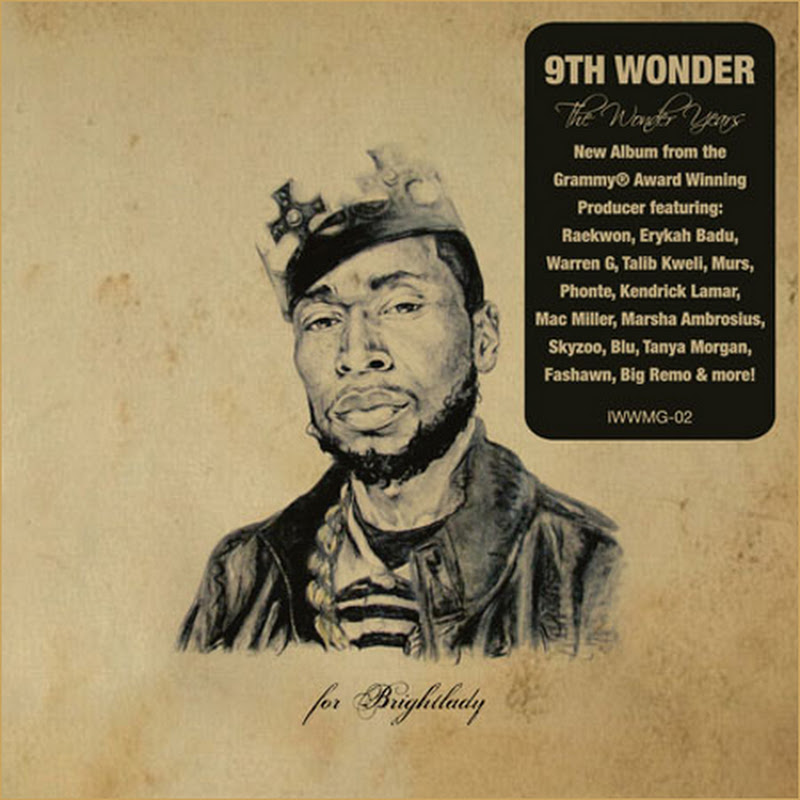 9th Wonder Drops Another One