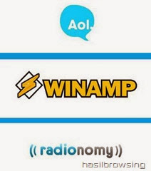 AOL Winamp Radionomy