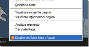 YouTube Smart Pause