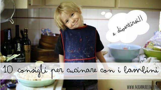 come cucinare bambini ricette