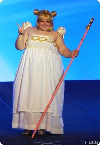 Princess Serena from Sailor Moon