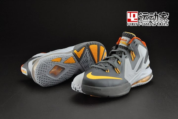First Look at Nike Ambassador VI 6 Laser Orange