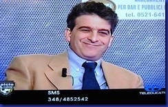 Andrea Schianchi Teleducato 23 01 2012