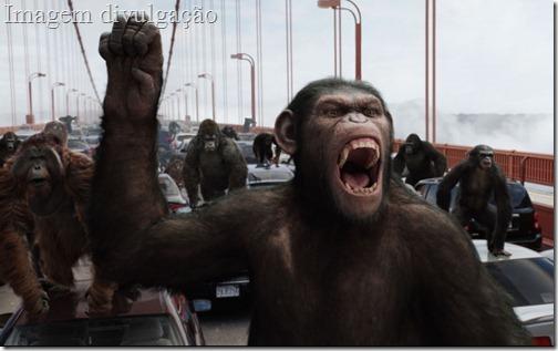 Planeta dos Macacos Imagem Divulgação
