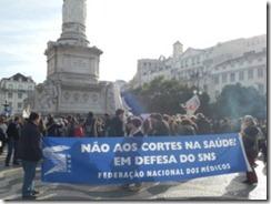 oclarinet. Rossio greve geral.Nov.2012