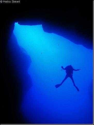 Gozo Höhle Katrin 4