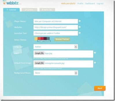 wibbitz video interattivo