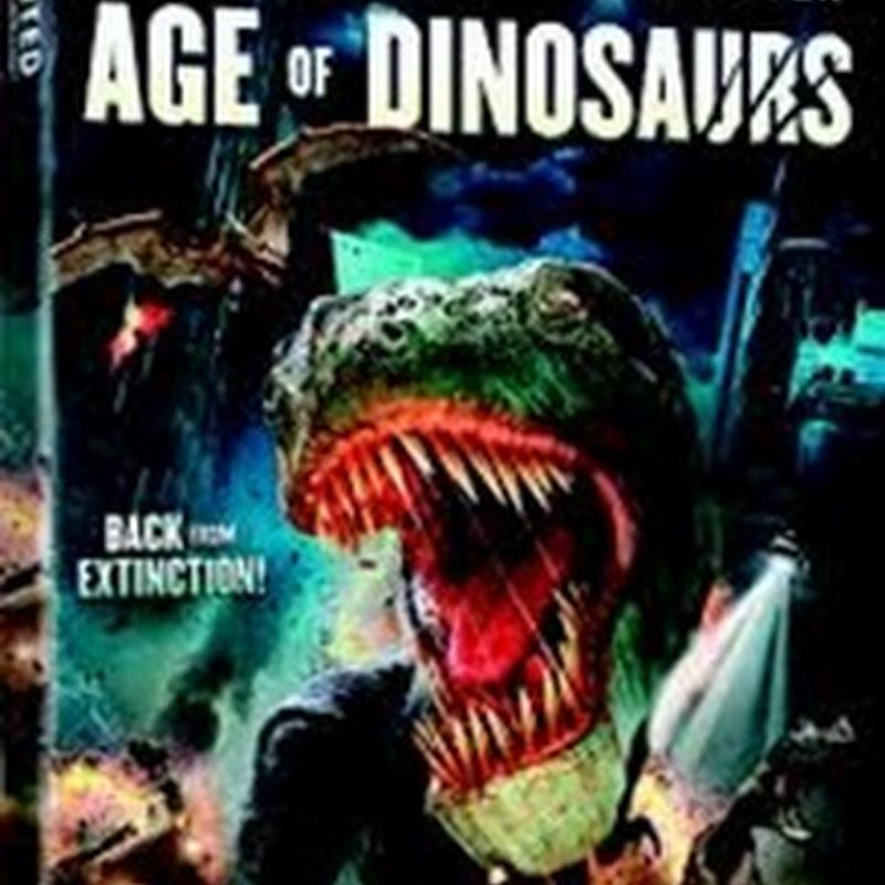 หนังออนไลน์ HD Age of Dinosaurs (2013) ปลุกชีพไดโนเสาร์ถล่มเมือง