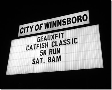 Franklin Parish Geaux Fit Catfish 5K