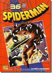 P00037 - Coleccionable Spiderman #36 (de 50)