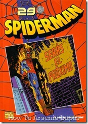 P00030 - Coleccionable Spiderman #29 (de 50)