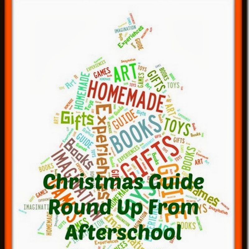 A Gift Guide Roundup from Afterschool Community