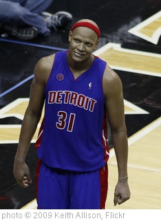 'Charlie Villanueva' photo (c) 2009, Keith Allison - license: http://creativecommons.org/licenses/by-sa/2.0/